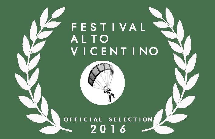 Laurel Selección Oficial del Festival de ALTO VICENTINO para el cortometraje El Baile de los Infantes